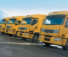 Импорт грузовиков