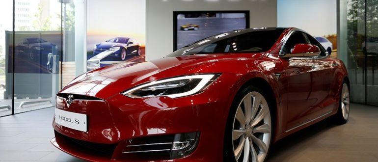 Растаможка электромобиля в России