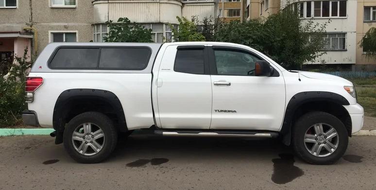 Японская Toyota Tundra в России